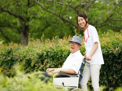 住宅型有料老人ホーム たちばなの香(ID:sa0590-041520-1)のバイトメイン写真