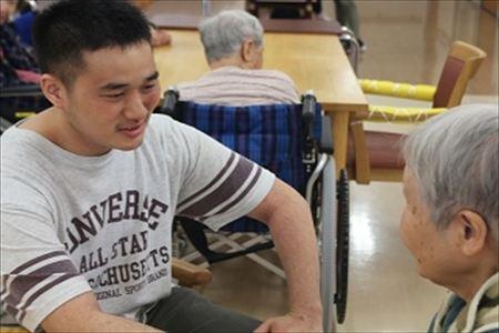 社会福祉法人紫水会 オーネスト桃花林(ID:o0152060320-3)のバイトメイン写真