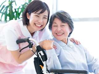 Care Bank株式会社 高齢者福祉施設ら・じょわ中津川(ID:su0342043021-1)のバイトメイン写真