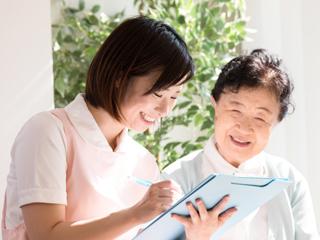 株式会社ユニマット リタイアメント・コミュニティ 尾張旭ケアセンターそよ風(ID:yu0082083021-4)のバイトメイン写真