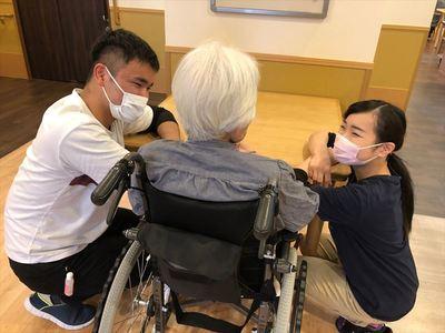 社会福祉法人紫水会 オーネスト尚武(o0602062420-10)のバイト写真2