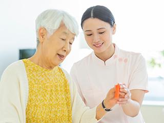 介護老人保健施設結生(ID:yu0099012721-4)のバイトメイン写真