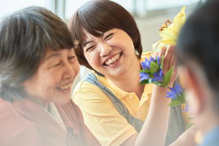 社会福祉法人一期一会福祉会 阿久比一期一会荘(ID:I0263021721-2)のバイトメイン写真