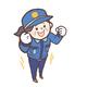 【株式会社安全警備(ID:a0300060721-10)】のバイトメイン写真