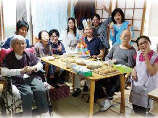 茶話本舗デイサービス豊明三崎(ID:sa0991090920-3)のバイトメイン写真