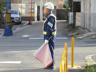 半田日本連合警備株式会社(ID:ha0233101920-3)のバイトメイン写真