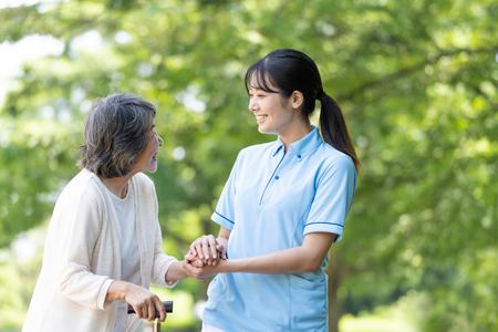 医療法人瑞頌会 介護老人保健施設かにえ(ID:ka0180120720-3)のバイトメイン写真