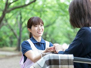 社会福祉法人相和福祉会 ひらめき2%(ID:so0090061421-2)のバイトメイン写真