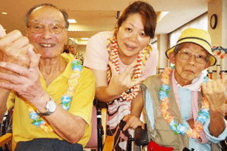 医療法人博報会 介護老人保健施設ひきやま(ID:hi0150073021-3)のバイトメイン写真