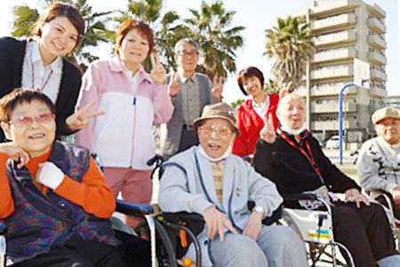 医療法人博報会 介護老人保健施設ひきやま(ID:hi0150073021-5)のバイトメイン写真