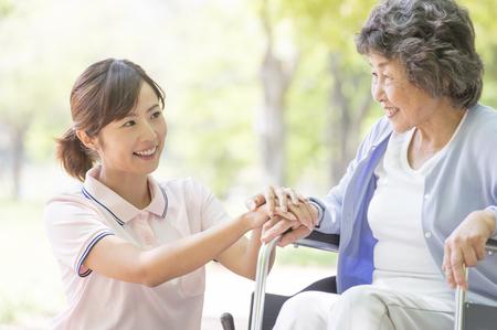 介護付き有料老人ホーム サーラ郡上(ID:e0265073021-6)のバイトメイン写真