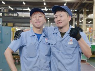 三菱電機株式会社 名古屋製作所(新城工場) (ID:s-a0018083021-6)のバイトメイン写真
