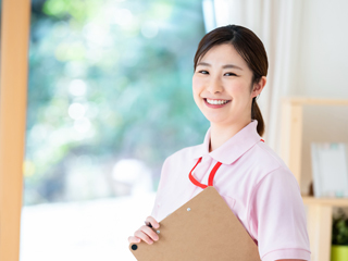 株式会社フロンティアの介護 おおがきの憩(ID:hu0386090621-1)のバイトメイン写真